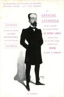 PUBLICITE LA CARNINE LEFRANCQ  M. DOUMER - Pubblicitari