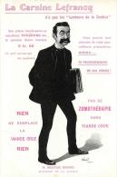 PUBLICITE LA CARNINE LEFRANCQ  ARISTIDE BRIAND - Pubblicitari