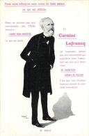 PUBLICITE LA CARNINE LEFRANCQ  M.  RIBOT - Pubblicitari