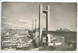 Brest : Le Pont De La Recouvrance (n°1123 éd Cap) - Brest