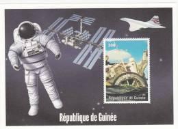 Republica De Guinea - Espacio