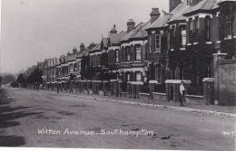 SOUTHAMPTON - WILTON AVENUE. REPRINT - Southampton