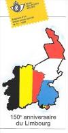 Feuillet N° 11 De 1989 - Poste Belge - Belgium - 150 Eme Anniversaire Du Limbourg - Documents De La Poste