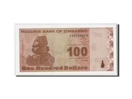 Zimbabwe, 100 Dollars, 2009, 02-02-2009, KM:97, NEUF - Zimbabwe