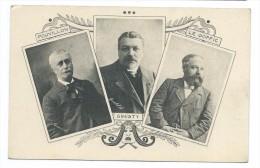 ECRIVAIN.. POUVILLON, GINISTY, LE COFFIC.. Revue Les Annales - Schriftsteller