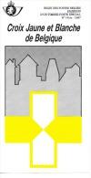 Feuillet N° 14bis De 1987 - Poste Belge - Belgium - Croix Jaune Et Blanche De Belgique - Documents De La Poste