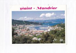 83 Saint-Mandrier  Vue Générale N° 4 491 BE - Saint-Mandrier-sur-Mer