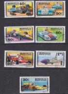 Mongolia 1978 Racing 7v Used (SB101B) - Mongolië