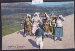 Albanie - Paysannes Albanaises En Costumes Katuncat & Shqypniès - Albanesische Bäuerinnen (A 1148) - Albanie