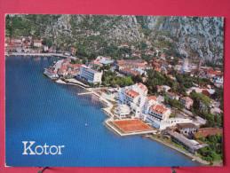 Yougoslavie - Kotor - Hotel Fjord - Joli Timbre - Scans Recto-verso - Yougoslavie