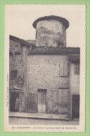 LAMASTRE : La Tour Et L'Ancien Prieuré De Macheville. 2 Scans. Edition Jacquin - Lamastre
