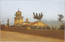 Z1219 -  POSTAL - JUMILLA - MURCIA - IGLESIA DE SANTIAGO EL MAYOR - Murcia
