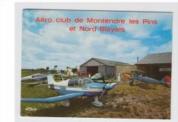 AERO-CLUB DE MONTENDRE ET NORD BLAYAIS - Montendre