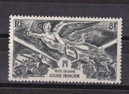 Guyane N° 25** PAR AVION - Unused Stamps