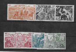Réunion N°36 à 41** - Réunion (1852-1975)