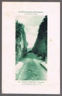 THURY - HARCOURT . La Tranchée Du Hom . - Thury Harcourt