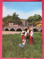 Yougoslavie - Ensemble Chants Et Danses - 1976 - Scans Recto-verso - Yougoslavie