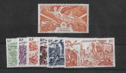 Indochine N° 39 Et 40 à 46** - Indochine (1889-1945)