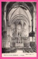 Neuville En Ferrain - L´Église - Intérieure - Édition G. SMIS - LEVY & NEURDEIN - 1932 - France