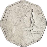 Chile, Peso, 2004, Santiago, SUP, Aluminum, KM:231 - Chile