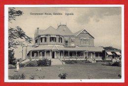 AFRIQUE - OUGANDA --  Government Housse , Entebbe - Ouganda