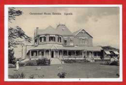 AFRIQUE - OUGANDA --  Government Housse , Entebbe - Uganda