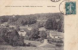 DARNEY ET SES ENVIRONS Ste MARIE Vallée De L ´Ourche CIRCULEE TIMBREE 1910 - Darney