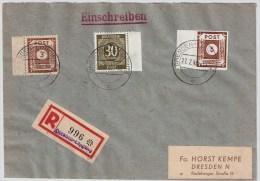SBZ, Postmeister, Reco!  , #5523 - Zone Soviétique
