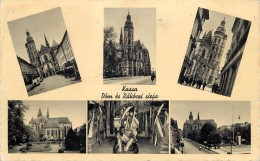 KASSA/KOSICE - Carte Multi-vues. - Slovaquie