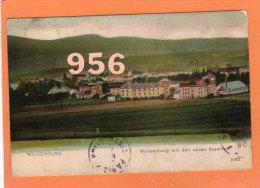 CPA * * WEISSENBURG Mit Den Neuen Kasernen - Weissenburg