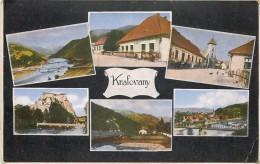 KRALOVANY - Carte Multi-vues. - Slovaquie