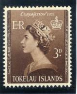 1953 TOKELAU SERIE COMPLETA MNH ** - Tokelau