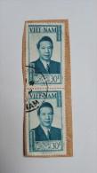 VIET NAM:1951 Viet Nam Du Nord N° 13 Sur Fragment Oblitérés - Vietnam