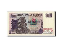 Zimbabwe, 100 Dollars, 1995, KM:9a, Non Daté, NEUF - Zimbabwe