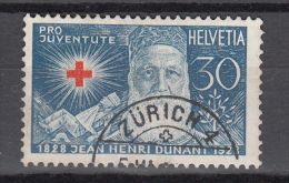 Switzerland 1928,1V,pro Juventute,youth Care,jeugdzorg,jugendpflege,soins De Jeunesse,Used/Gestempeld(A2363) - Andere