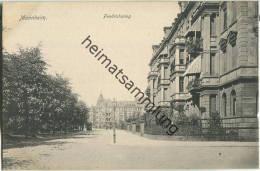 Mannheim - Friedrichsring - Verlag Adolf Bauer Mannheim - Mannheim