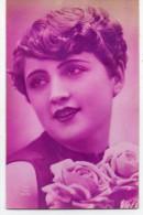 N° 1 ; FANTAISIE FEMME ; Portrait - Femmes