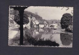CPSM PF Montbard (21) - La Brenne Vue Du Nouveau Pont - Au Fond La Tour De L' Aubespin ( Imp. Bourgeois) - Montbard
