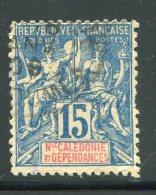 NOUVELLE CALEDONIE- Y&T N°46- Oblitéré - Nuova Caledonia