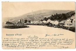 NELS - Souvenir D' YVOIR  -  La Meuse - Série 7 N° 26 - Belgique