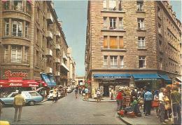 CPM 35 - Saint Malo - La Rue Saint Vincent Et Le Marche Aux Crustacés - Saint Malo