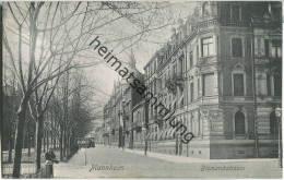 Mannheim - Bismarckstraße - Verlag Dr. Trenkler & Co. Leipzig 1906 - Mannheim