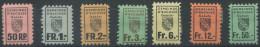 1048 - HERZOGENBUCHSEE Fiskalmarken - Fiscaux