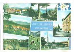 Cellina (Leggiuno) - F.G. - Anni ´1960/1970 - Varese