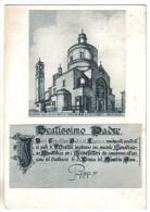 Legnano,  Santuario - F.G. - Anni ´1940 - Legnano