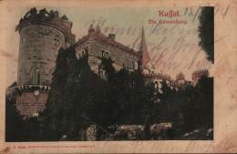 Kassel. Die Löwenburg 1904 - Kassel