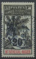 Haut Senegal Et Niger (1906) N 7 (o)
