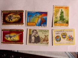 COLOMBIE - COLOMBIA  1965-6    LOT# 32 - Colombie