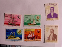 COLOMBIE - COLOMBIA  1966-7    LOT# 33 - Colombie