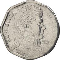 Chile, Peso, 1992, Santiago, SPL, Aluminum, KM:231 - Chile